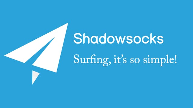 shadowsocks-main