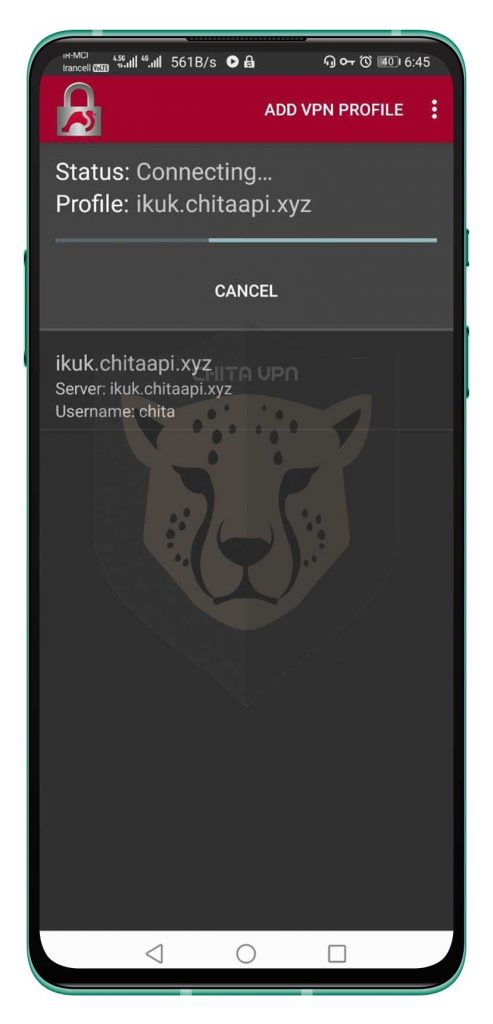 Ikev2-android-5-1