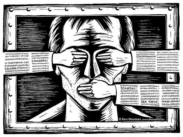 سانسور اینترنتی