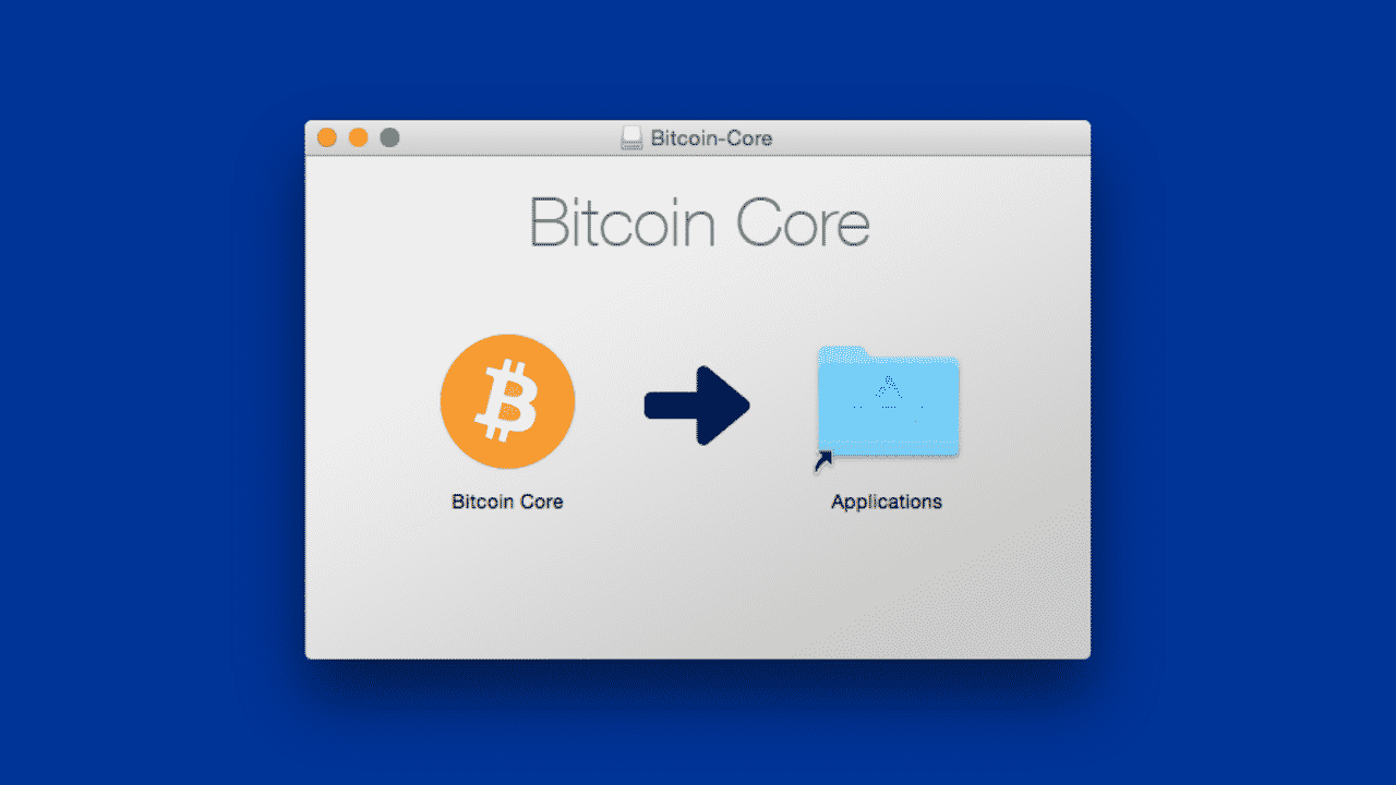 Bitcoin core بیت کوین کور