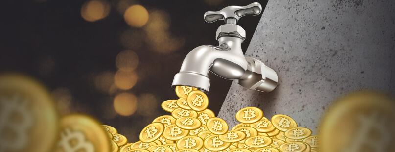 فاست ارز دیجیتال رایگان faucet